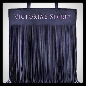 Victoria Secret Fringe Tote